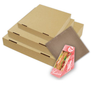 Sandwich/Pizza Boxes