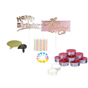 Cake Decoration/Candles