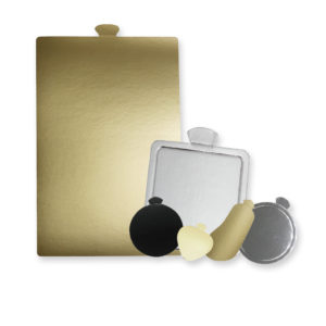 Cake Boards With Finger Tag