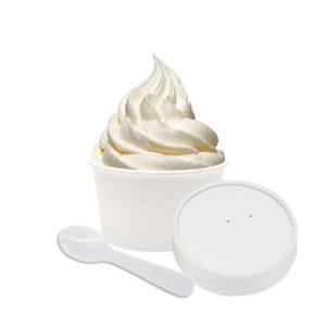 Ice Cream Cups/Lids